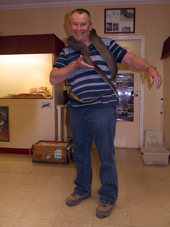 Chris-and-the-friendly-Python
