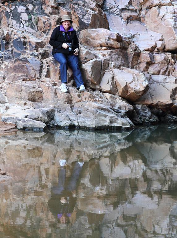 Kate-at-Redbank-Gorge