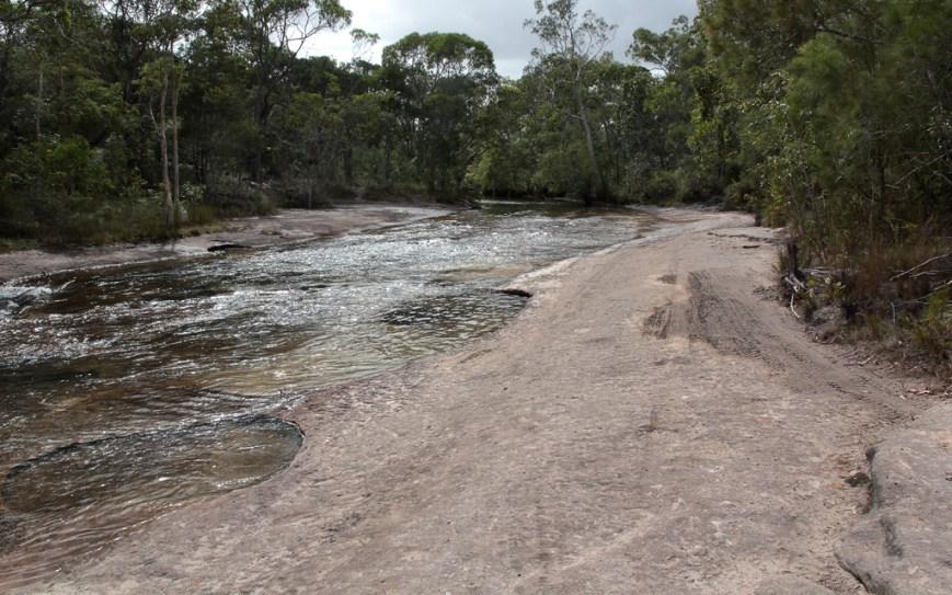 Bertie-Creek