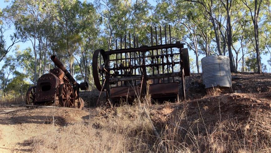 Louisa-Mine-site