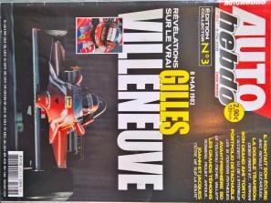 Gilles+Villeneuve+auto+hebdo+collector+#3