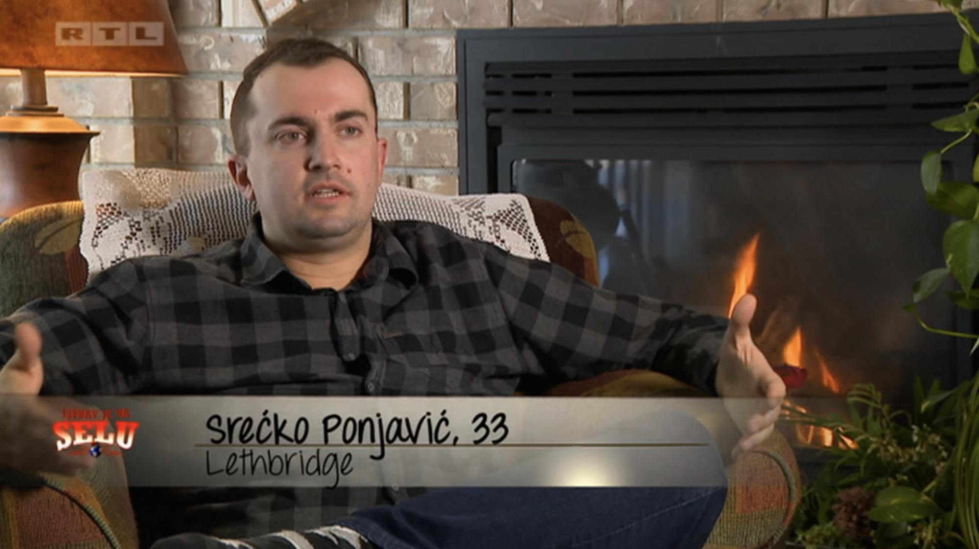 Srecko Ponjavic