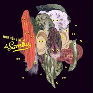 capa cd Hortênsia du Samba