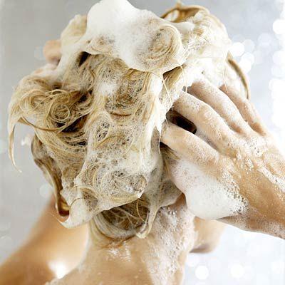洗頭不要太頻繁