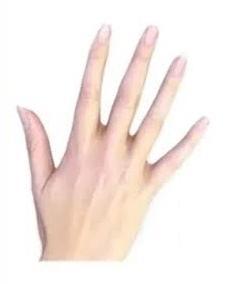 結婚戒指手型