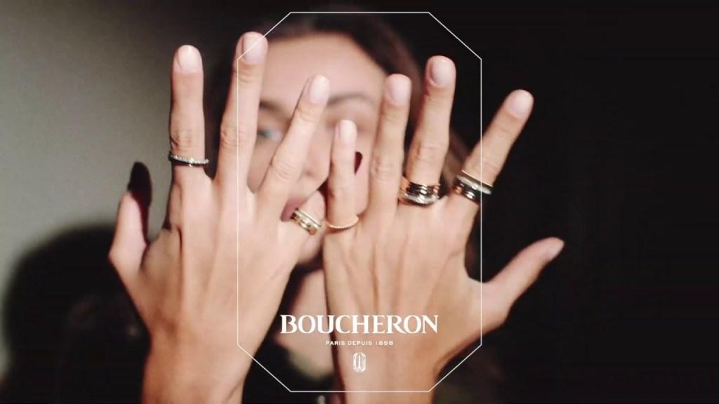 Boucheron戒指