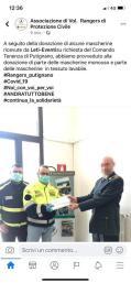 donazioni per corona virus leti eventi