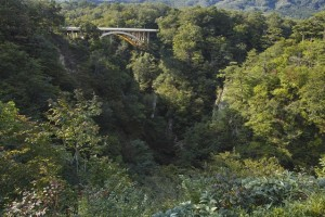 大深沢橋 鳴子峡