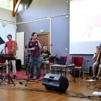 Zik en bib : libre et créative