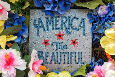 America the Beautiful - Washington DC - Etats-Unis