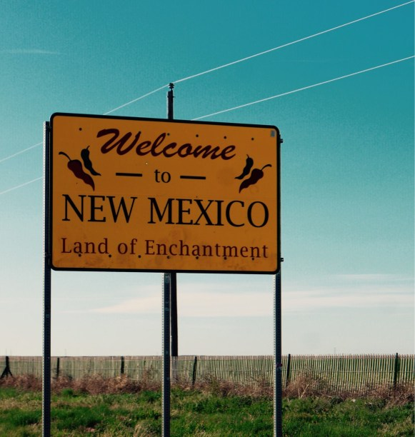 Welcome to New Mexico - Etats-Unis