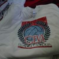 CEVA Custom Volleyball Shirts