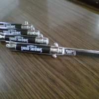 Custom Printed Switchblade Combs!