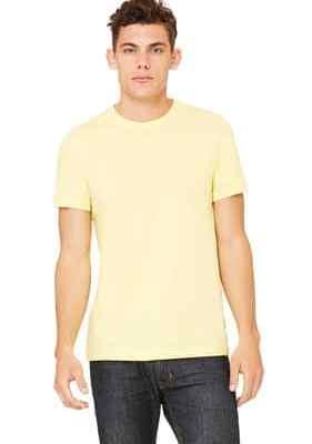 3001 BELLA+CANVAS® Unisex Jersey Tee in Yellow