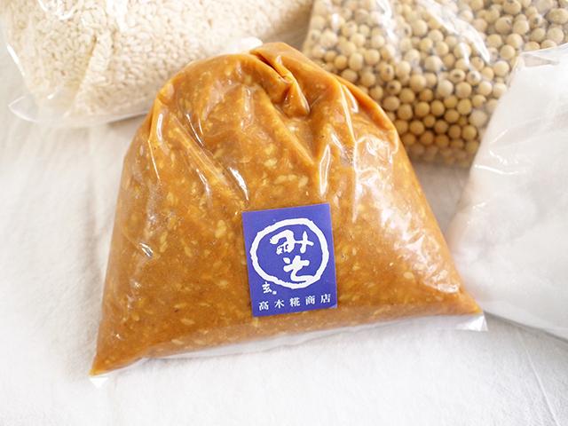 高木糀商店味噌