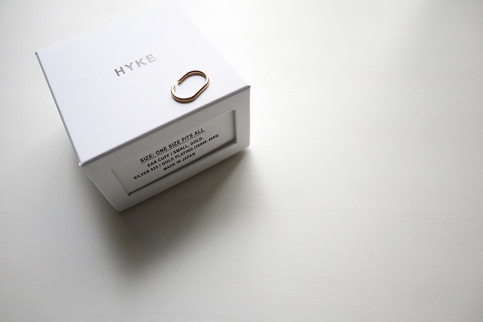 HYKE 2019 EAR CUFF