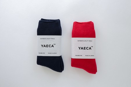 YAECA Cotton Socks