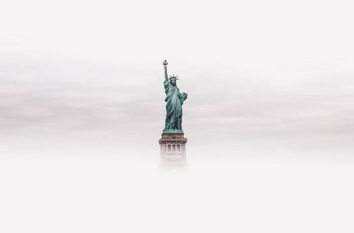 The Crack In Lady Liberty