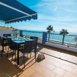 Letmalaga Cremades Sea Views Málaga Terraza