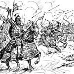 Mongol Horsemen 150
