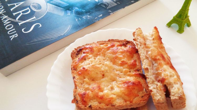 croque monsieur hawaien