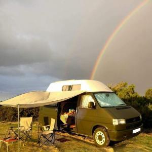 Olivia the Camper Van