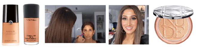 anisha, family karma, bravo tv, dior, makeup artist , miami makeup artist, makeup blog, beauty blog, anisha ramakrishna, auntie Chitra, Chitra, Indian makeup, indian makeup blog, indian makeup and beauty blog, indian beauty tips, makeup