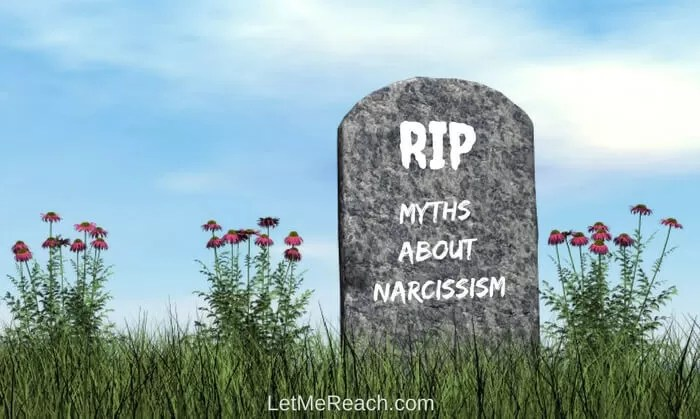myths about narcissism
