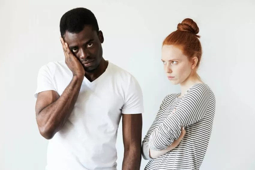 pursuing and distancing in relationships