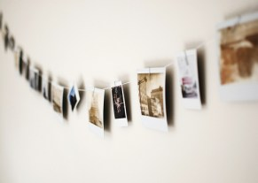 DIY Polaroid Wall Real Life Tumblr Letmeseethat
