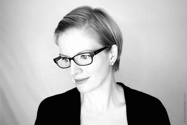 Kim Bongiorno: Author, freelance writer and blogger behind Let Me Start By Saying