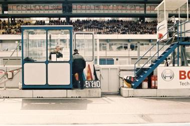 Pit Lane Nurburgring