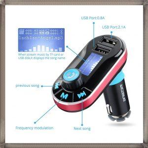 Le top des testeuses Kit de Voiture Bluetooth Auto/Moto
