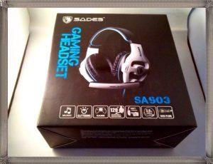 Le top des testeuses Casque SADES SA903 Casque Gaming Informatique