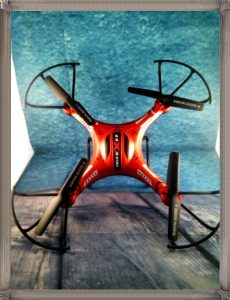 Axis Gyro RC Quadcopter