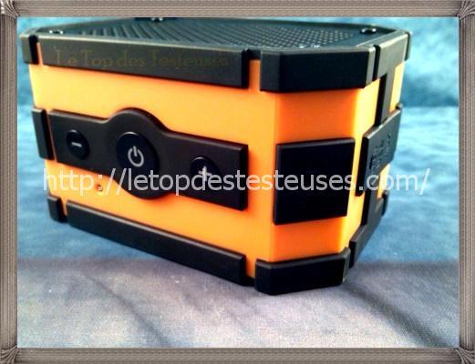 Le top des testeuses Enceinte MPOW Enceinte Bluetooth
