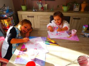 Le top des testeuses Peinture Maison Activités Manuelles