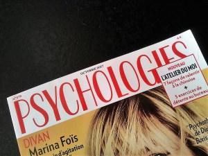 Le top des testeuses Psychologies, mieux vivre votre vie ! Leurs Tests