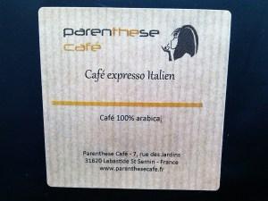 Le top des testeuses Délices et café gourmand, avec Parenthèse Café !! Epicerie