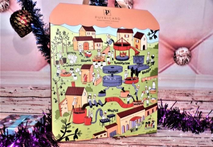 On a testé le calendrier de la Chocolaterie de Puyricard