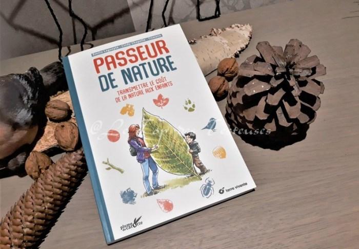 Karina a lu Le livre Passeur de Nature chez Terre Vivante !!