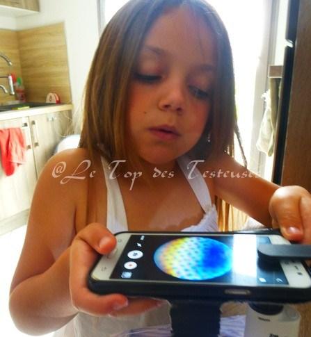 L'avis de Tess sur le Pocket Microscope de Buki France !!