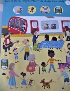 Les petits voyageurs Editions Usborne2
