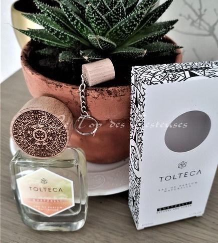 L'avis de Karina sur les parfums Tolteca
