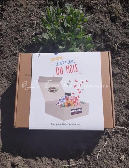 Box Florale du Mois