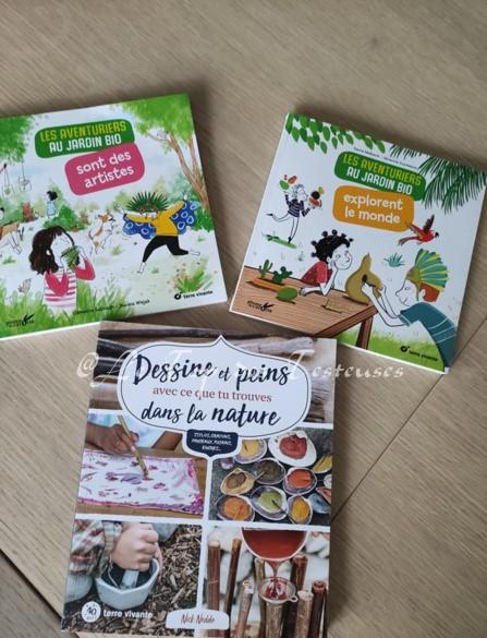les ouvrages pour enfants