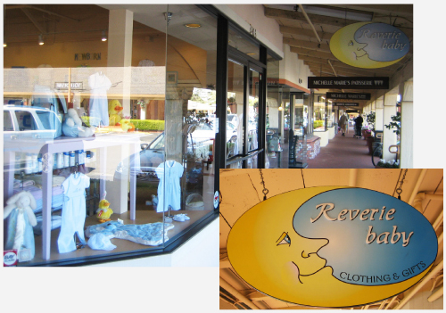 Reverie Baby at Montgomery Village, 2406 Magowan Drive, Santa Rosa, CA  95405