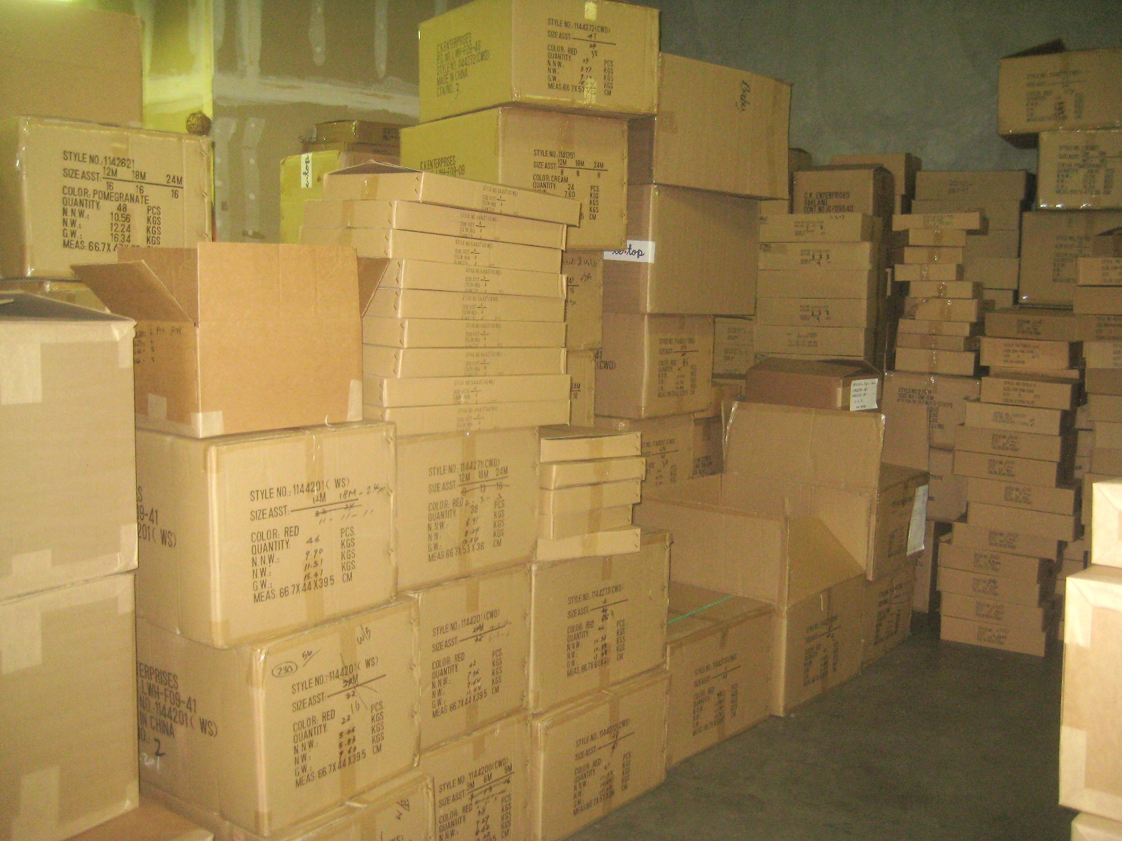 Boxes and Boxes
