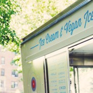 4. We reign from SF, where more vegans reside than techies. Well, that might be a lie, but when we saw Vegan Ice Cream, we had to stop and try! Vanleeuwen Ice Cream Trucks are sprinkled all over the city: Bedford Ave and N8th St, Brooklyn. Prince and Greene, SOHO. Bleecker & Perry, West Village.