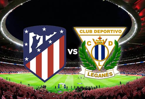 Soi kèo Atletico Madrid vs Deportivo Leganés 18h00' 26/01/2020